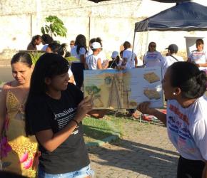 CARREATA LITERÁRIA MOBILIZA O BAIRRO DO COROADINHO EM SÃO LUÍS