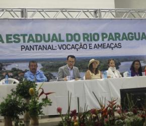 FONASC-CBH PARTICIPA DO DIA DO RIO PARAGUAI