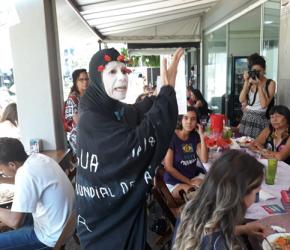 FONASC-DF APOIOU E PARTICIPOU DE AGENDAS DE ATIVIDADES DO COMITE LOCAL DO FAMA- FORUM ALTERNATIVO MUNDIAL DA AGUA