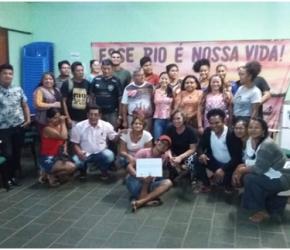 FONASC- CBH CAPACITA INSTITUIÇÕES SOCIOAMBIENTAIS AMAZÔNICAS