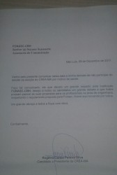 NOTA DE ESCLARECIMENTO A CERCA DO DEBATE ENTRE CANDIDATOS DO CREA-MA