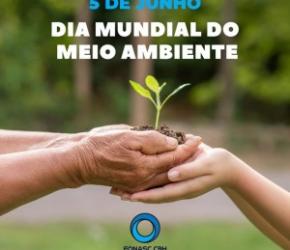DIA 5 DE JUNHO – DIA MUNDIAL DO MEIO AMBIENTE