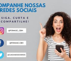 FONASC.CBH – MA ACOMPANHE NOSSAS REDES SOCIAIS
