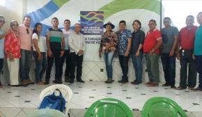 FONASC.CBH REALIZA TERCEIRA OFICINA DE CAPACITAÇÃO PARA FORMATAÇÃO DO CBH DO RIO TURIAÇU