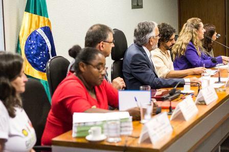 FONASC apoia e participa da Audiência Pública sobre os impactos da mineração sobre as águas no Senado Federal