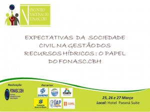 EXPECTATIVAS DA  SOCIEDADE  CIVIL