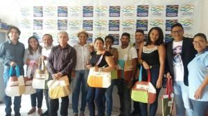 Imagem da primeira reunião do Pró-Comitê do Rio Turiaçu