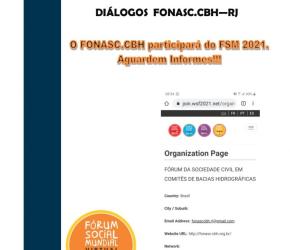 FONASC MOBILIZARÁ E PARTICIPARÁ DO FORUM SOCIAL MUNDIAL